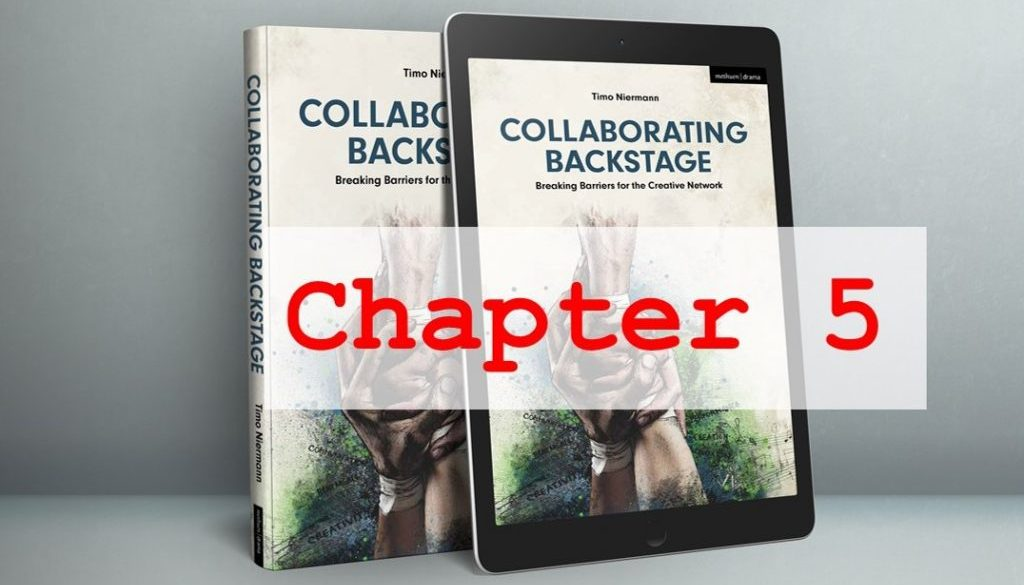 collaborating backstage chapter 5
