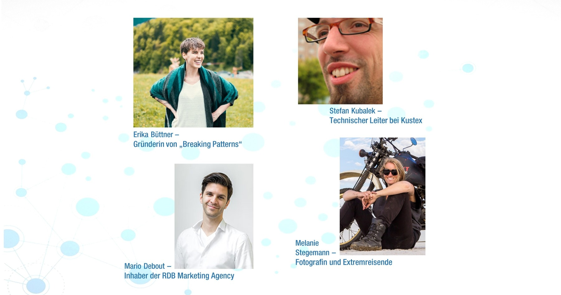 speakers collaborating conference Vienna2019